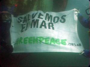 Green Peace Salvemos el Mar