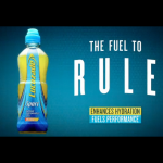 """LUCOZADE """"FUEL TO RULE"""""""